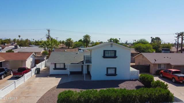 3207 N 55th Avenue, Phoenix, AZ 85031 (MLS #6295910) :: Jonny West Real Estate