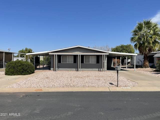 8530 E Darner Avenue, Mesa, AZ 85208 (MLS #6295912) :: The Garcia Group