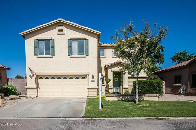 2654 E Bellerive Drive, Chandler, AZ 85249 (MLS #6295960) :: Klaus Team Real Estate Solutions