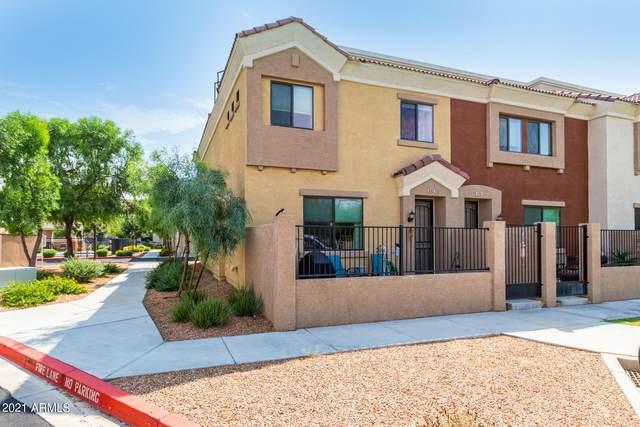 5225 E Enid Avenue #112, Mesa, AZ 85206 (MLS #6296001) :: Devor Real Estate Associates