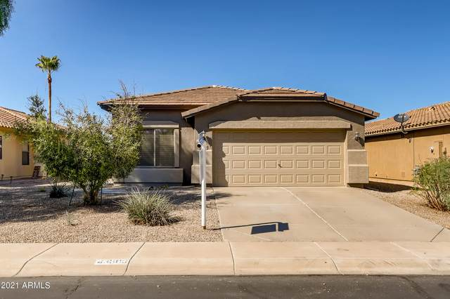43680 W Bedford Drive, Maricopa, AZ 85138 (MLS #6296084) :: Elite Home Advisors