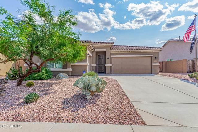 2023 W Rains Way, San Tan Valley, AZ 85142 (MLS #6296161) :: Elite Home Advisors
