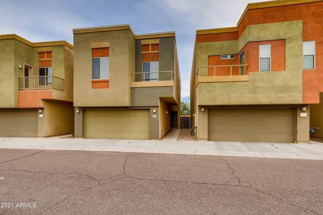 3113 E Danbury Road #4, Phoenix, AZ 85032 (MLS #6296202) :: Elite Home Advisors