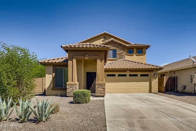 7241 S 46TH Lane, Laveen, AZ 85339 (MLS #6296213) :: Yost Realty Group at RE/MAX Casa Grande