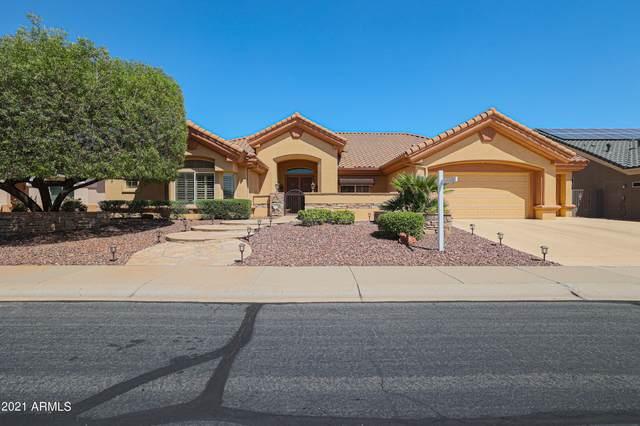21205 N Verde Ridge Drive, Sun City West, AZ 85375 (MLS #6296214) :: The Dobbins Team