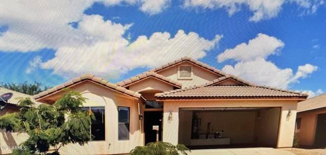 1591 Silverado Drive, Sierra Vista, AZ 85635 (MLS #6296235) :: The Property Partners at eXp Realty