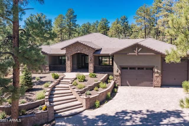 1345 W Copper Canyon Drive, Prescott, AZ 86303 (MLS #6296295) :: Devor Real Estate Associates