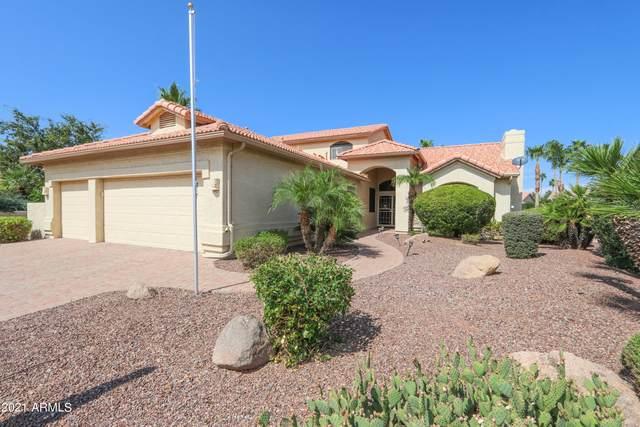 9608 E Sunburst Drive, Sun Lakes, AZ 85248 (MLS #6296411) :: Elite Home Advisors