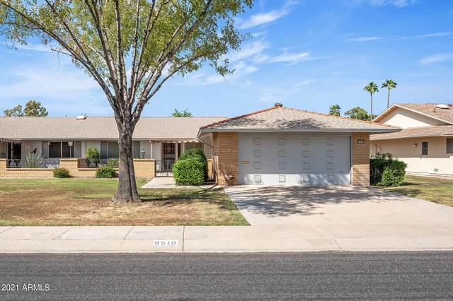 9510 W Greenhurst Drive, Sun City, AZ 85351 (#6296524) :: Long Realty Company