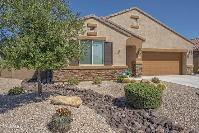 13532 W Desert Moon Way, Peoria, AZ 85383 (MLS #6296686) :: The Dobbins Team