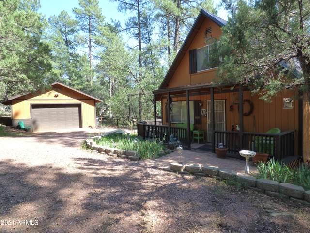 9247 W Tonto Rim Drive, Strawberry, AZ 85544 (MLS #6296712) :: Elite Home Advisors