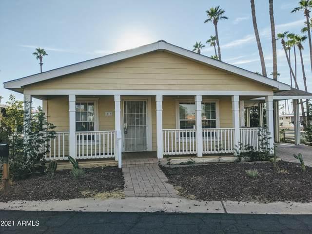 7300 N 51st Avenue A259, Glendale, AZ 85301 (MLS #6296719) :: Elite Home Advisors