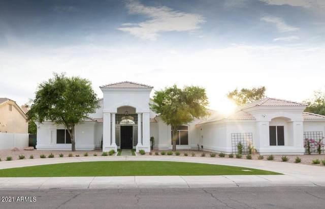 9017 E Charter Oak Drive, Scottsdale, AZ 85260 (MLS #6296788) :: Klaus Team Real Estate Solutions