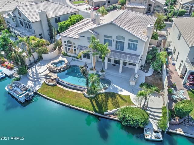 1240 W Edgewater Drive, Gilbert, AZ 85233 (MLS #6296987) :: Elite Home Advisors