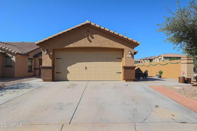 18358 N Betty Court, Maricopa, AZ 85138 (MLS #6297010) :: Dijkstra & Co.