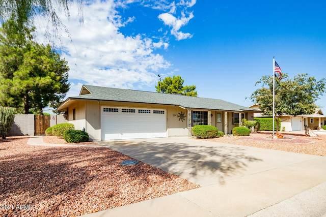 9818 W Pebble Beach Drive, Sun City, AZ 85351 (#6297019) :: Long Realty Company