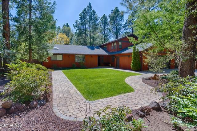 4949 Night Hawk Loop, Pinetop, AZ 85935 (MLS #6297070) :: Elite Home Advisors