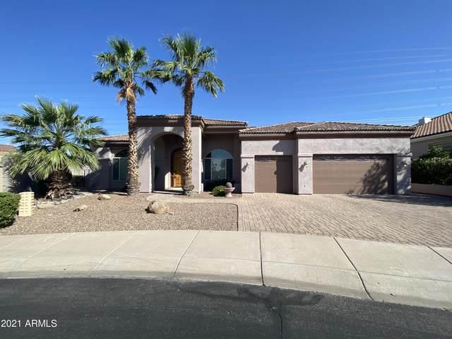 11040 E North Lane, Scottsdale, AZ 85259 (MLS #6297104) :: Devor Real Estate Associates