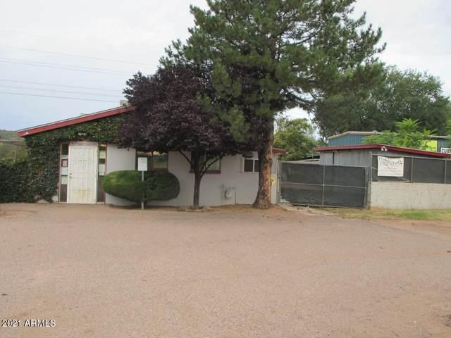 810 S Mclane Road, Payson, AZ 85541 (MLS #6297164) :: Elite Home Advisors