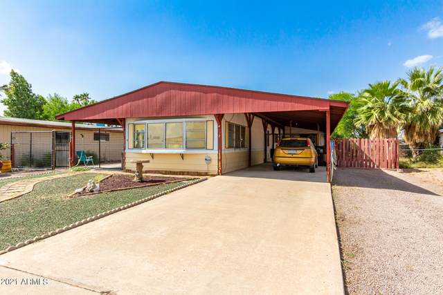 850 S 92ND Place, Mesa, AZ 85208 (MLS #6297259) :: Elite Home Advisors