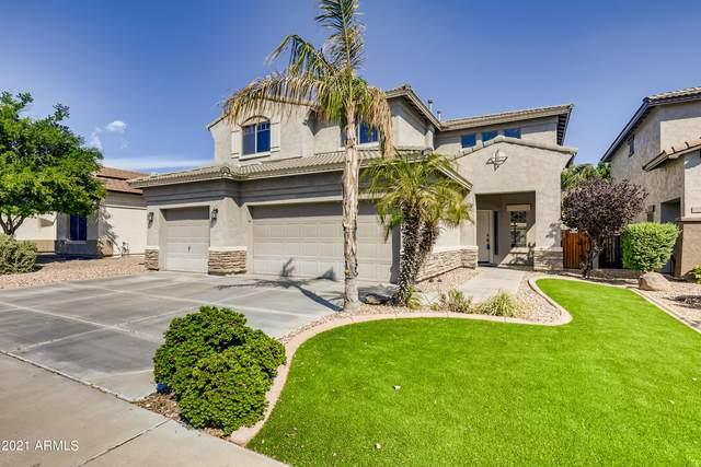 15533 N 174TH Avenue, Surprise, AZ 85388 (MLS #6297271) :: Elite Home Advisors