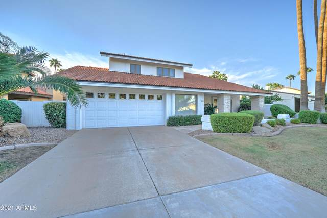 7510 E Woodshire Cove, Scottsdale, AZ 85258 (MLS #6297289) :: Walters Realty Group