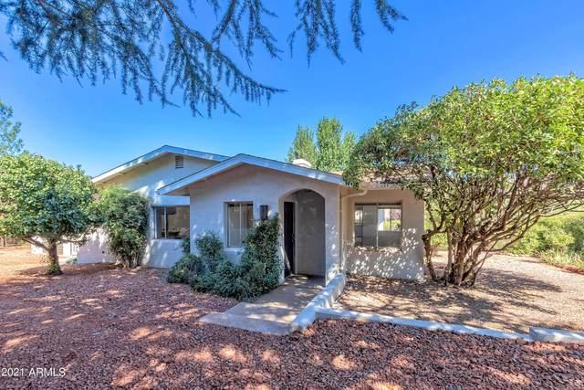 45 Rockridge Drive, Sedona, AZ 86336 (MLS #6297463) :: Klaus Team Real Estate Solutions