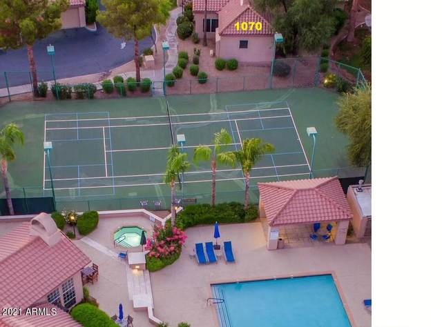 10101 N Arabian Trail #1070, Scottsdale, AZ 85258 (MLS #6297466) :: Jonny West Real Estate