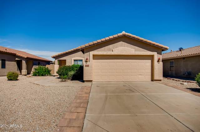 42288 W Hall Drive, Maricopa, AZ 85138 (MLS #6297604) :: Elite Home Advisors