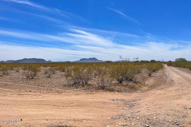0 Orange Drive, Tonopah, AZ 85354 (MLS #6297749) :: Jonny West Real Estate