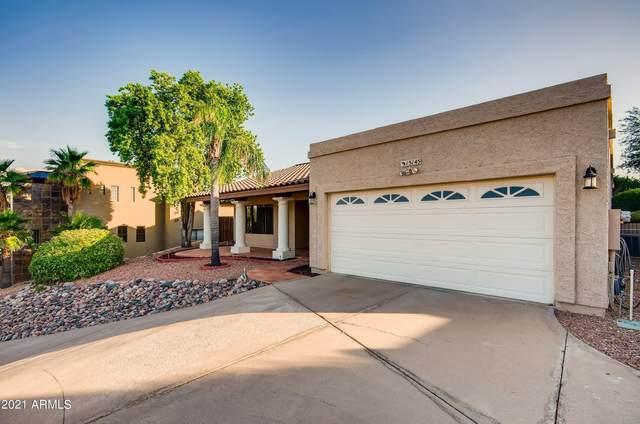 15145 E Ridgeway Drive, Fountain Hills, AZ 85268 (MLS #6297801) :: The Daniel Montez Real Estate Group