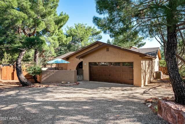 452 Juniper Drive, Sedona, AZ 86336 (MLS #6297857) :: Elite Home Advisors