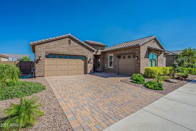 22296 E Maya Road, Queen Creek, AZ 85142 (MLS #6297862) :: Executive Realty Advisors