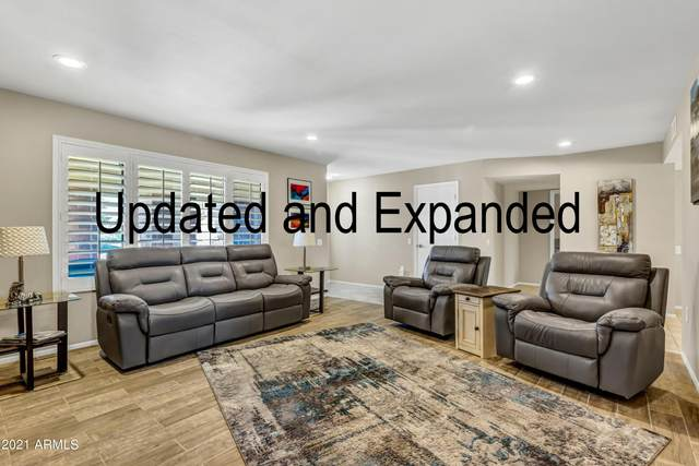 21209 N 132ND Drive, Sun City West, AZ 85375 (MLS #6298105) :: The Property Partners at eXp Realty
