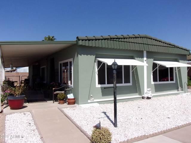 3036 E Utopia Road #70, Phoenix, AZ 85050 (MLS #6298258) :: Elite Home Advisors