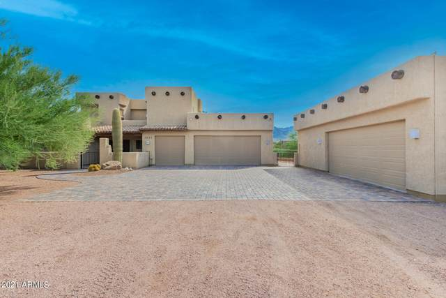1337 N Roadrunner Road, Apache Junction, AZ 85119 (MLS #6298375) :: Klaus Team Real Estate Solutions