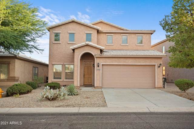 239 E Saddle Way, San Tan Valley, AZ 85143 (MLS #6298402) :: Executive Realty Advisors