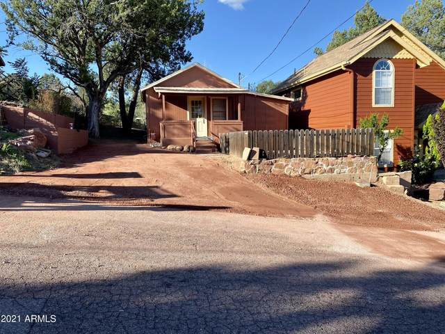 708 W Frontier Street, Payson, AZ 85541 (MLS #6298447) :: Yost Realty Group at RE/MAX Casa Grande