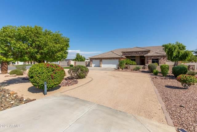 3809 N 197th Avenue N, Buckeye, AZ 85396 (MLS #6298463) :: Keller Williams Realty Phoenix
