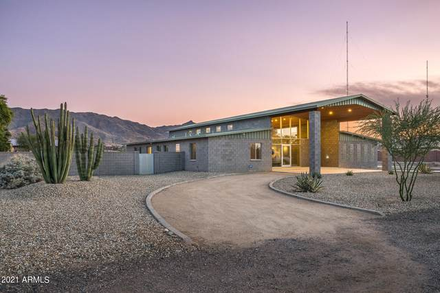 8616 S 19TH Avenue, Phoenix, AZ 85041 (MLS #6298610) :: Service First Realty