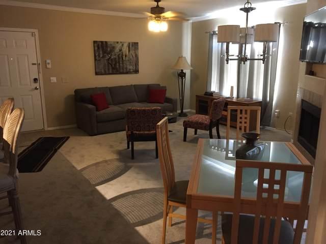 15095 N Thompson Peak Parkway #2118, Scottsdale, AZ 85260 (MLS #6298930) :: My Home Group