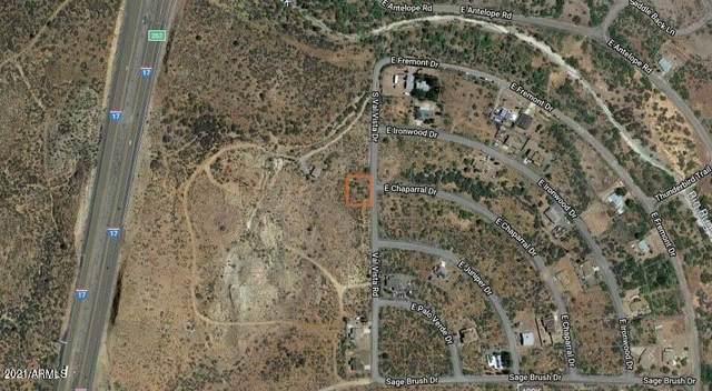 15626 S Val Vista Road, Mayer, AZ 86333 (MLS #6298987) :: Service First Realty