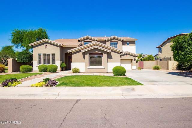 2394 E Tonto Place, Chandler, AZ 85249 (MLS #6299140) :: Klaus Team Real Estate Solutions