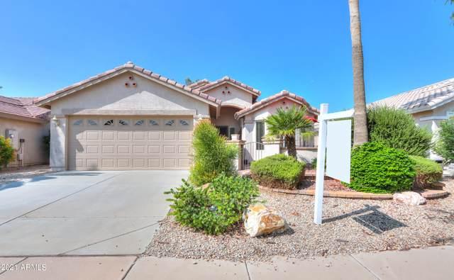 11 S Seville Lane, Casa Grande, AZ 85194 (MLS #6299387) :: Service First Realty