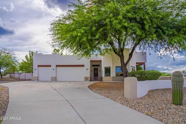 120 N Roundup Drive, Wickenburg, AZ 85390 (MLS #6299388) :: Elite Home Advisors