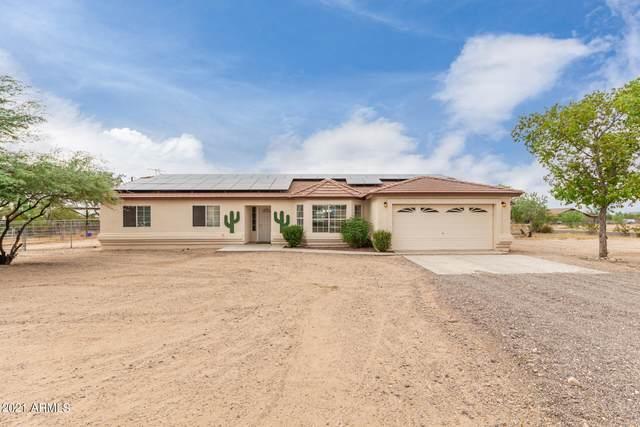 13663 S Watermann Lane, Buckeye, AZ 85326 (MLS #6299487) :: The Daniel Montez Real Estate Group