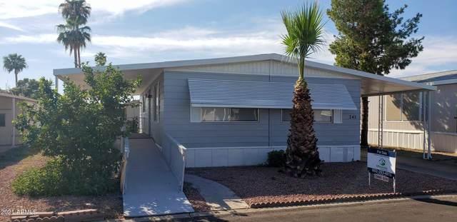2650 W Union Hills Drive #243, Phoenix, AZ 85027 (MLS #6299585) :: Zolin Group