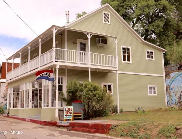 63 Brewery Avenue, Bisbee, AZ 85603 (MLS #6299716) :: Klaus Team Real Estate Solutions