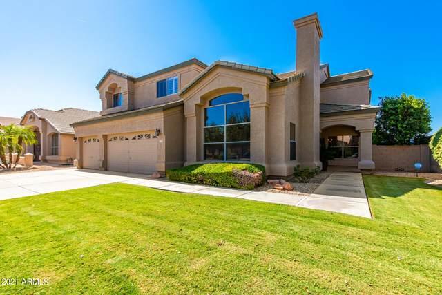 1374 S Hazel Street, Gilbert, AZ 85296 (MLS #6299736) :: Elite Home Advisors