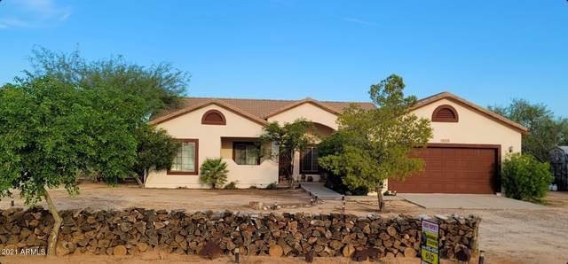 8155 N Pueblo Circle, Casa Grande, AZ 85194 (MLS #6299791) :: Elite Home Advisors